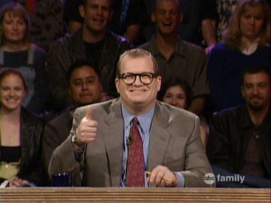 Drew Carey on Whose Line is it Anyway