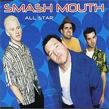 smash mouth all star album cover
