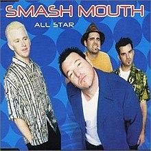smash mouth all star album cover