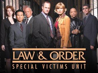 Law & Order SVU poster