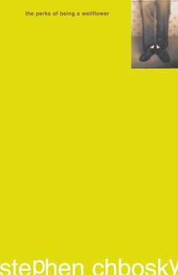 The Perks of Being a Wallflower by Stephen Chbosky book cover
