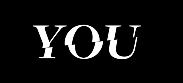 You on Netflix, title card