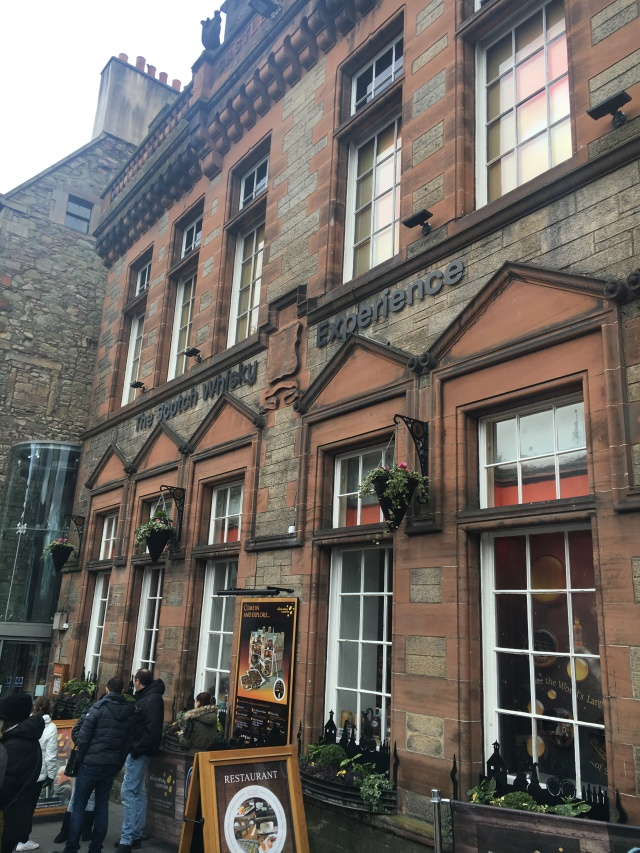 Edinburgh Scotch Whiskey Experience