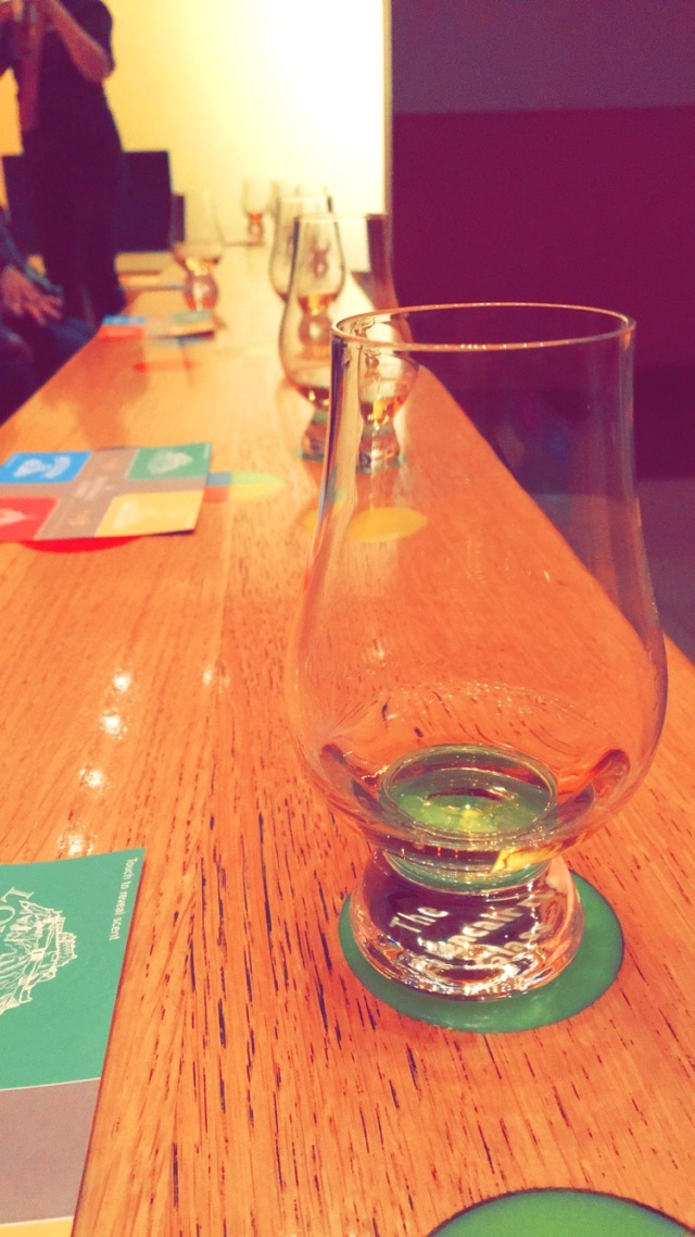 Edinburgh Whiskey Tasting