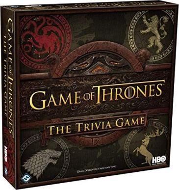 GOT trivia game