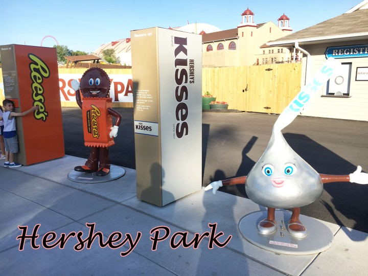 A Chocolatey day in Hershey PA